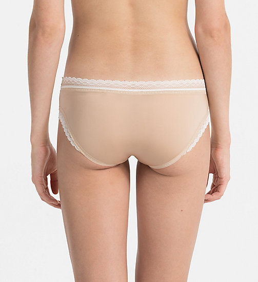 CALVINKLEIN Hipsterpanty - Signature - BARE -  SLIPS - main image 1