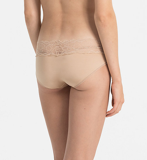 CALVINKLEIN Hipsters - Seductive Comfort - BARE - CALVIN KLEIN KNICKERS - detail image 1