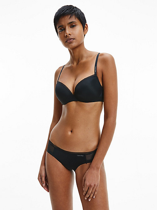 CALVIN KLEIN Slip - Sculpted - BLACK - CALVIN KLEIN BASIC-SETS - main image 1