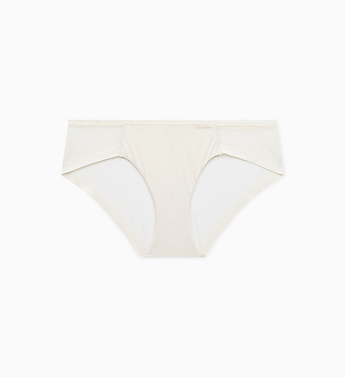 CALVIN KLEIN Bikini Brief - Sculpted - IVORY - CALVIN KLEIN ESSENTIAL SETS - main image