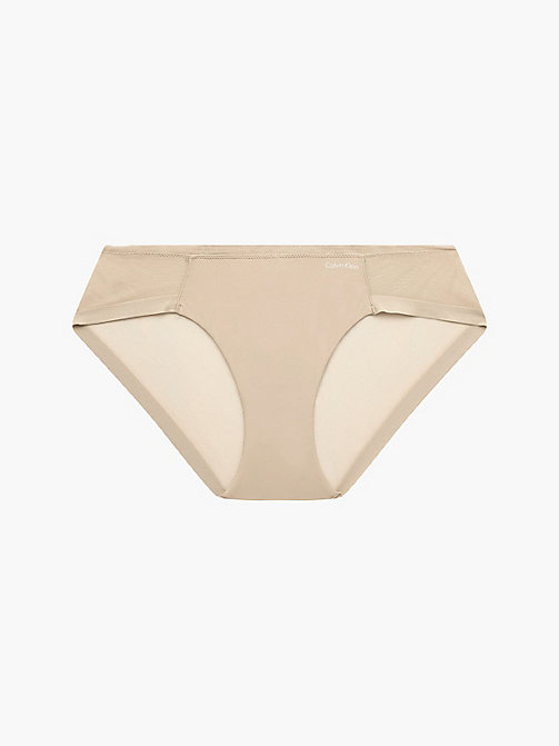 CALVIN KLEIN Slip - Sculpted - BARE - CALVIN KLEIN BASIC-SETS - main image