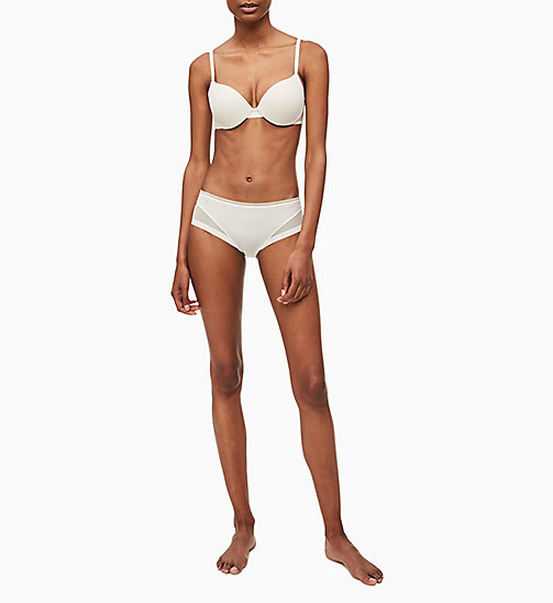 CALVINKLEIN Hipsters - Sculpted - IVORY - CALVIN KLEIN KNICKERS - detail image 1