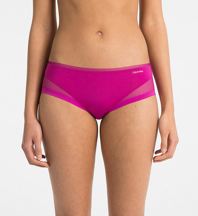 CALVIN KLEIN Shorty - Sculpted - PEACH GLOW - CALVIN KLEIN SOUS-VÊTEMENTS - image principale