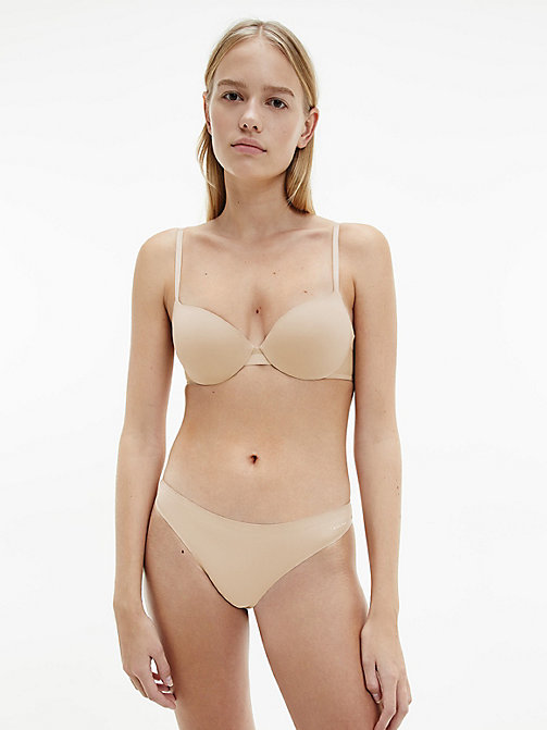 CALVIN KLEIN Demi Bra - Sculpted - BARE - CALVIN KLEIN ESSENTIAL SETS - detail image 1