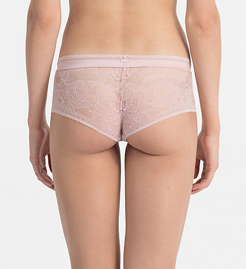 CALVINKLEIN Hipsters - CK Black Obsess - CONNECTED - CALVIN KLEIN KNICKERS - detail image 1