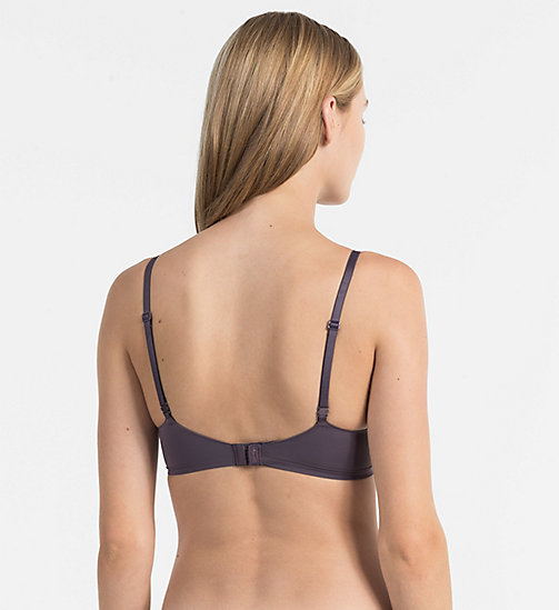 CALVINKLEIN Plunge Push-Up Bra - Sculpted - NAPA - CALVIN KLEIN ESSENTIAL SETS - detail image 1