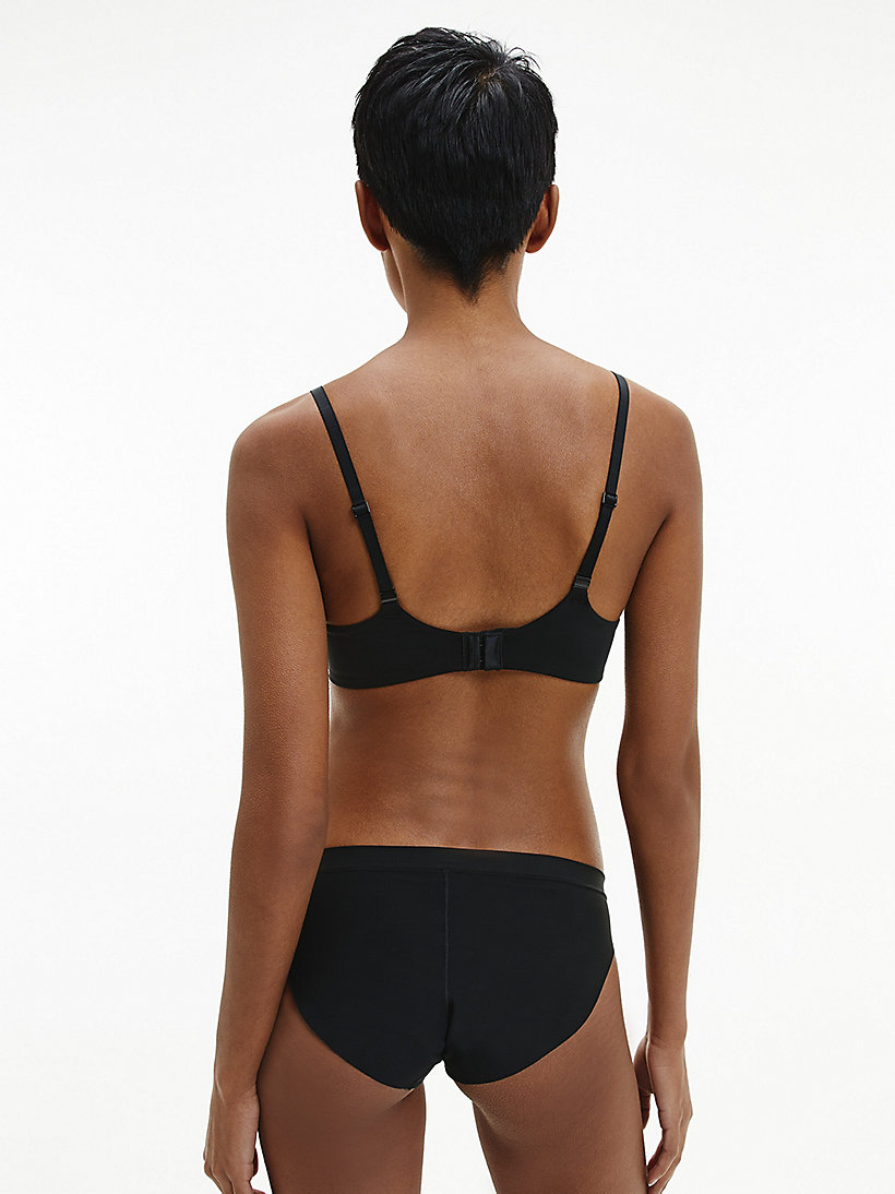 CALVIN KLEIN Reggiseno push-up con scollo profondo - CK Form - EFFORTLESS ANIMAL - CALVIN KLEIN INTIMO - dettaglio immagine 2