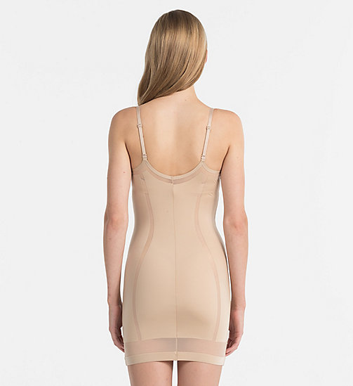 CALVIN KLEIN Full Slip - Sculpted - BARE - CALVIN KLEIN ESSENTIAL SETS - detail image 1