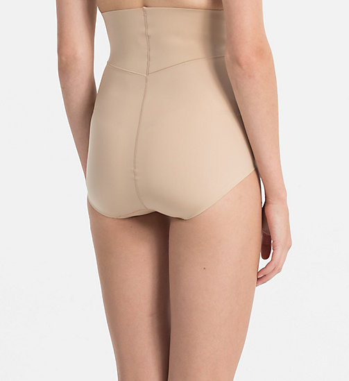 CALVINKLEIN High Waisted Hipsters - Sculpted - BARE - CALVIN KLEIN UNDERWEAR - detail image 1
