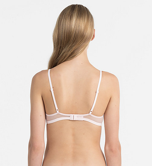 CALVINKLEIN Triangle Bra - Youthful Lingerie - NYMPHS THIGH - CALVIN KLEIN Youthful Lingerie - detail image 1