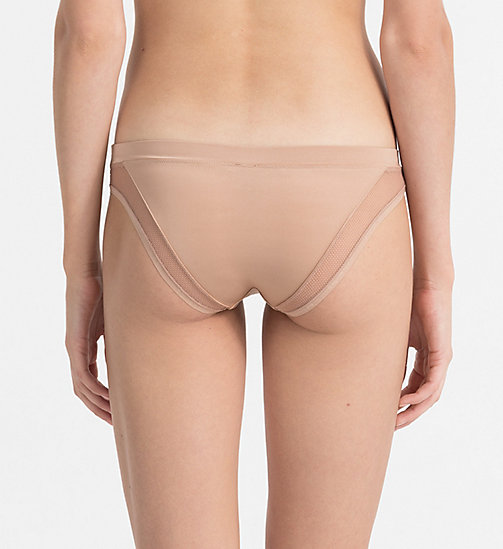 CALVINKLEIN 2 Pack Girls Bikini Briefs - Intense Power - SUMMER SABLE - CALVIN KLEIN UNDERWEAR - detail image 1