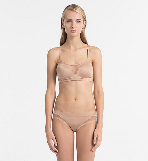 CALVIN KLEIN Bikini - Youthful Lingerie - SUMMER SABLE - CALVIN KLEIN SHOP BY SET - detail image 1