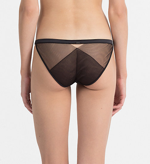CALVINKLEIN Slip - CK Black - BLACK -  SHOP BY SET - main image 1