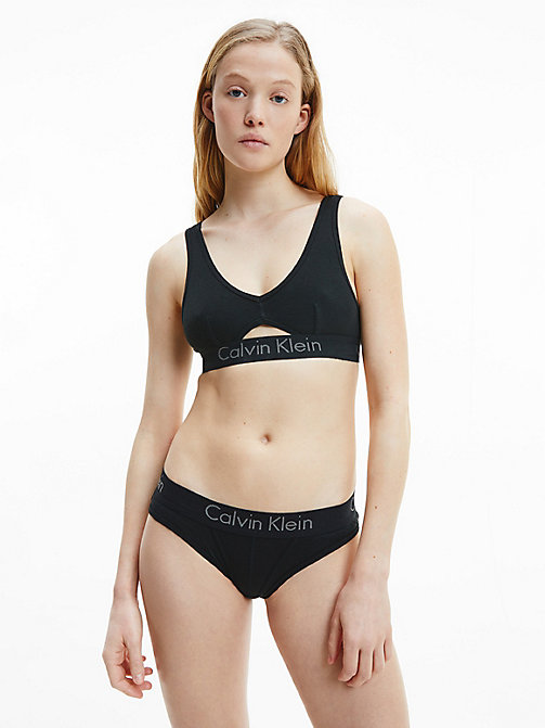 CALVIN KLEIN Bikini Brief - Body - BLACK - CALVIN KLEIN SHOP BY SET - detail image 1