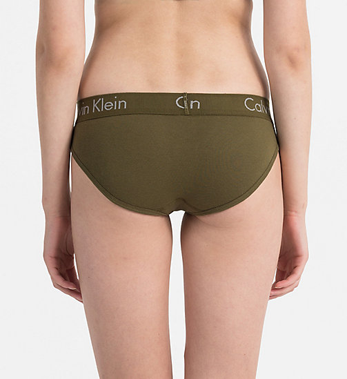 CALVINKLEIN Slip - Body - RIFLE GREEN -  BODY FÜR SIE - main image 1