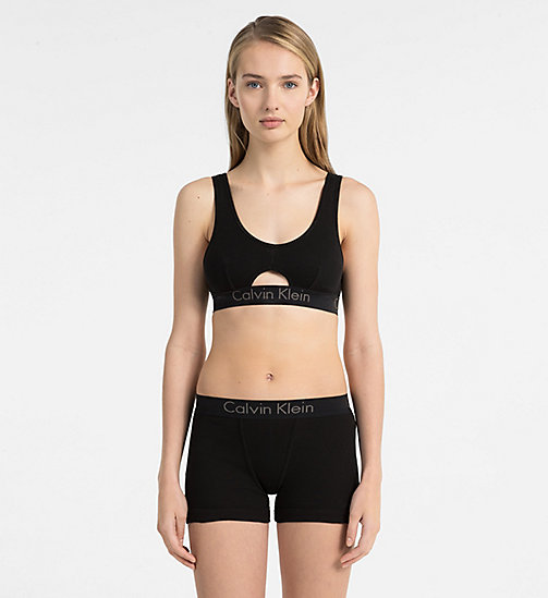 CALVIN KLEIN Boyshorts - Body - BLACK - CALVIN KLEIN BOY SHORTS - detail image 1