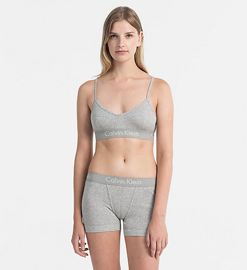 CALVIN KLEIN Short masculin - Body - GREY HEATHER - CALVIN KLEIN IKONEN VON MORGEN - main image 1