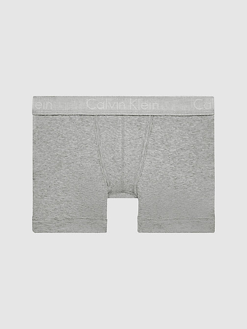 CALVINKLEIN Boyshorts - Body - GREY HEATHER - CALVIN KLEIN BODY VOOR HAAR - main image