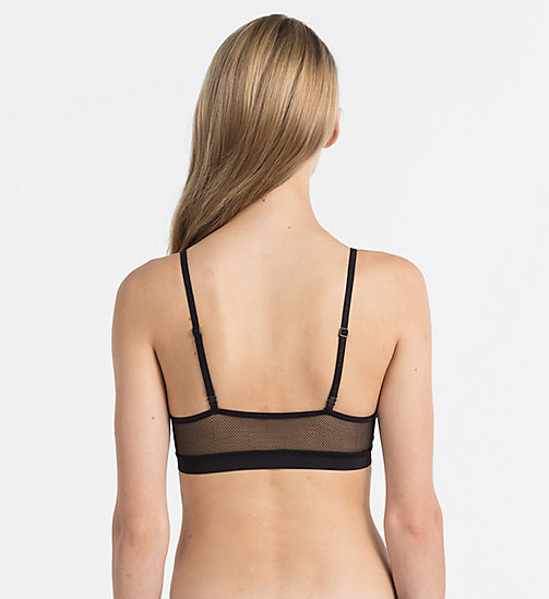 CALVINKLEIN Push-up bralette - Youthful Lingerie - BLACK - CALVIN KLEIN Youthful Lingerie - detail image 1