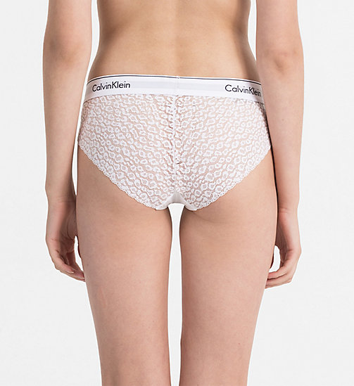 CALVINKLEIN Slip - Modern Cotton - WHITE - CALVIN KLEIN SHOP BY SET - main image 1