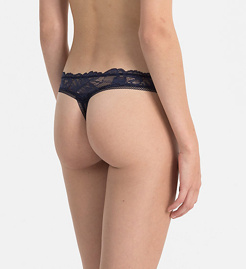 CALVINKLEIN String - Bird Lace - SHORELINE - CALVIN KLEIN STRINGS - detail image 1