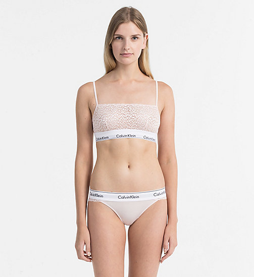 CALVINKLEIN Bralette - Modern Cotton - NYMPHS THIGH -  GIFTS - detail image 1