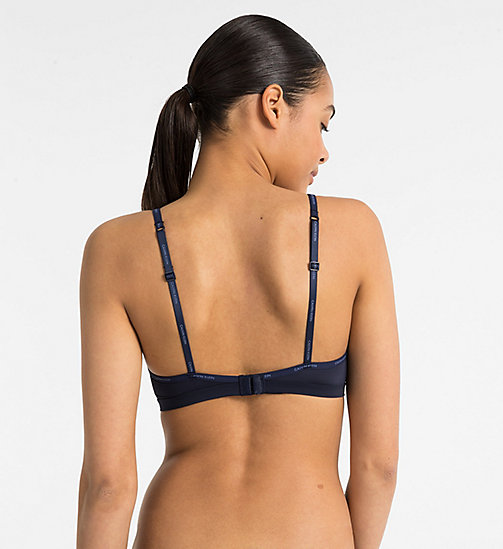 CALVINKLEIN Triangle Bra - Youthful Lingerie - SHORELINE - CALVIN KLEIN TRIANGLE BRAS - detail image 1