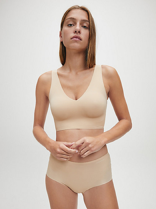 CALVINKLEIN Bralette - Invisibles - BARE - CALVIN KLEIN NEW IN - detail image 1