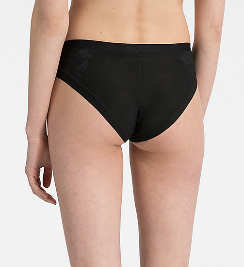 CALVINKLEIN Bikini Brief - CK Form - BLACK - CALVIN KLEIN ESSENTIAL SETS - detail image 1