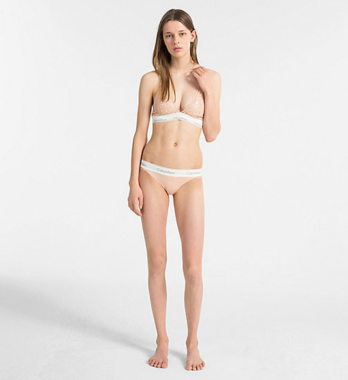 CALVIN KLEIN Underwear Gift Set - Modern Cotton - MELON BLOSSOM - CALVIN KLEIN NEW IN - detail image 1