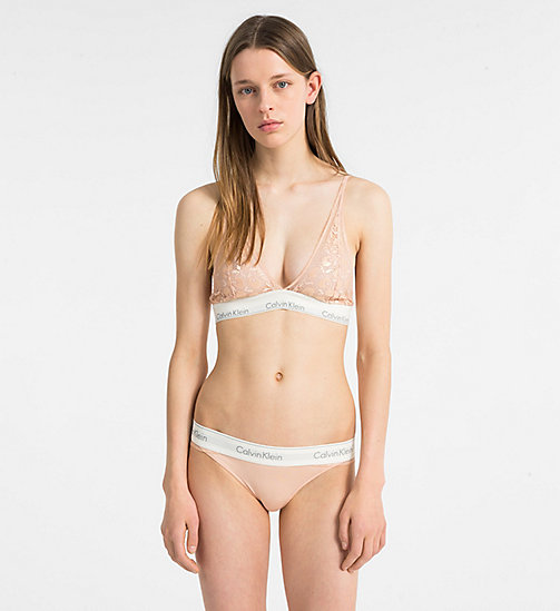 CALVIN KLEIN Underwear Gift Set - Modern Cotton - MELON BLOSSOM - CALVIN KLEIN NEW IN - main image