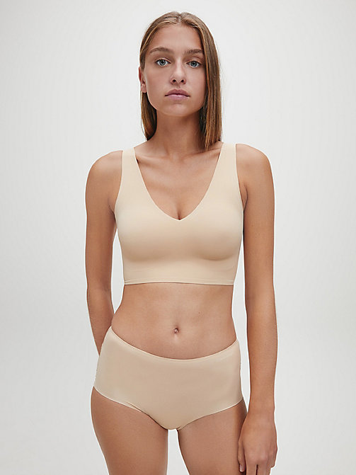 CALVINKLEIN High Waist Hipsters - Invisibles - BARE - CALVIN KLEIN NEW FOR WOMEN - detail image 1