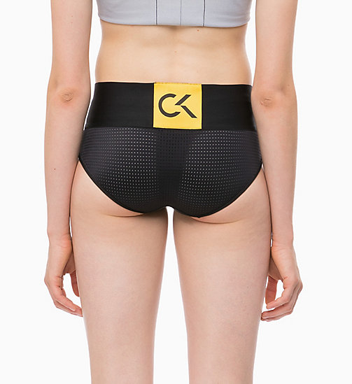 CALVINKLEIN Shorty - Performance - BLACK - CALVIN KLEIN PERFORMANCE POUR FEMME - image détaillée 1