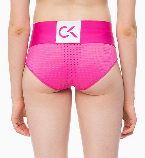 CALVINKLEIN Hipsters - Performance - PINK YARROW/EVENING BLUE - CALVIN KLEIN WOMEN'S PERFORMANCE - detail image 1