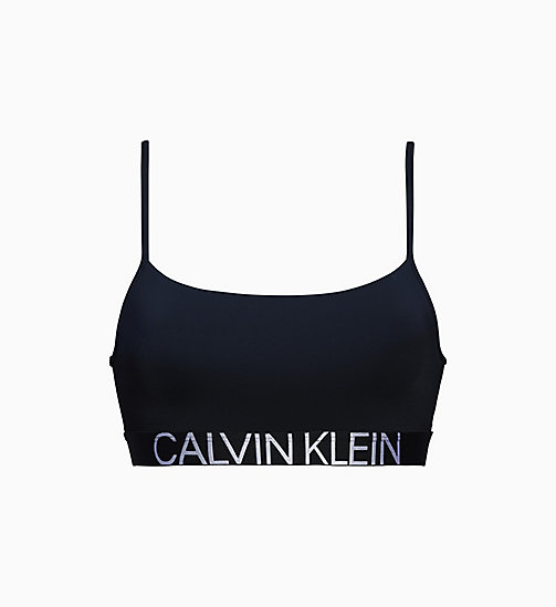 CALVIN KLEIN Bustier - Statement 1981 - BLACK - CALVIN KLEIN NEW IN - main image