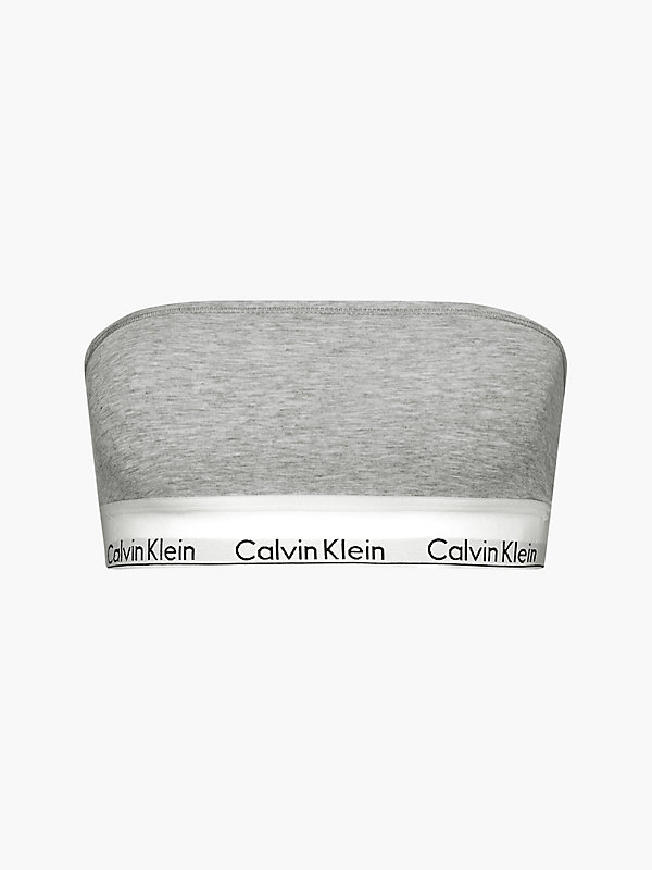 CALVIN KLEIN  - GREY HEATHER -   - main image