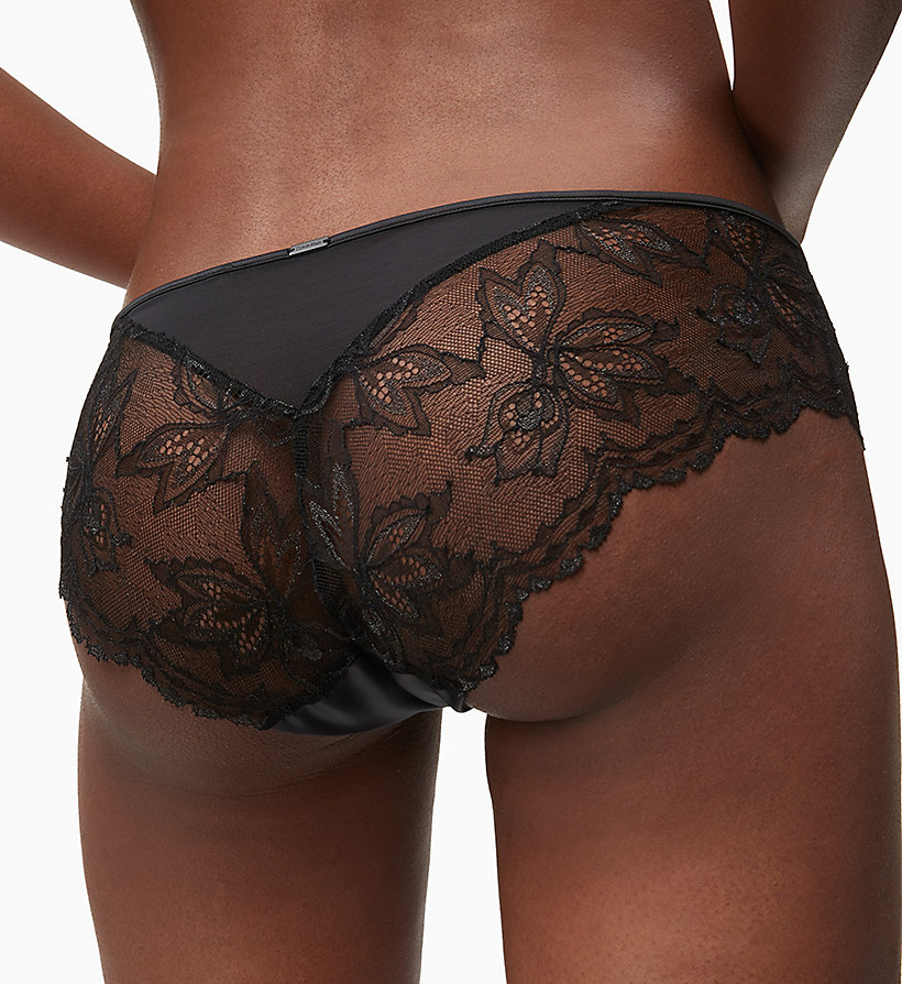 Hipster Panty   Ck Black by Calvin Klein
