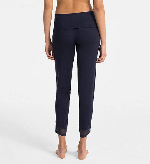 CALVIN KLEIN PJ Pants - Sculpted - SHORELINE - CALVIN KLEIN PYJAMA BOTTOMS - detail image 1