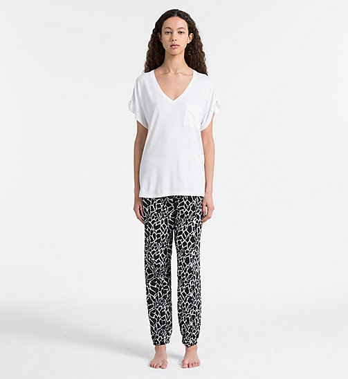 Women\'s Nightwear | CALVIN KLEIN® - Official Site