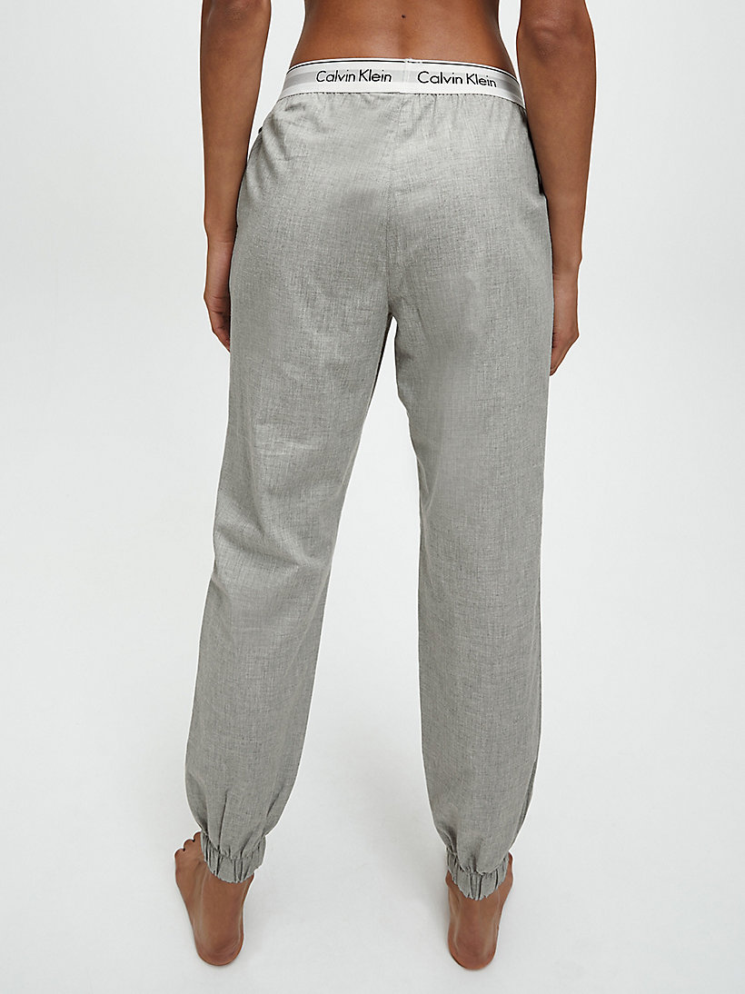 CALVINKLEIN Jogging Pants - Modern Cotton - CHARCOAL HEATHER - CALVIN KLEIN UNDERWEAR - detail image 2