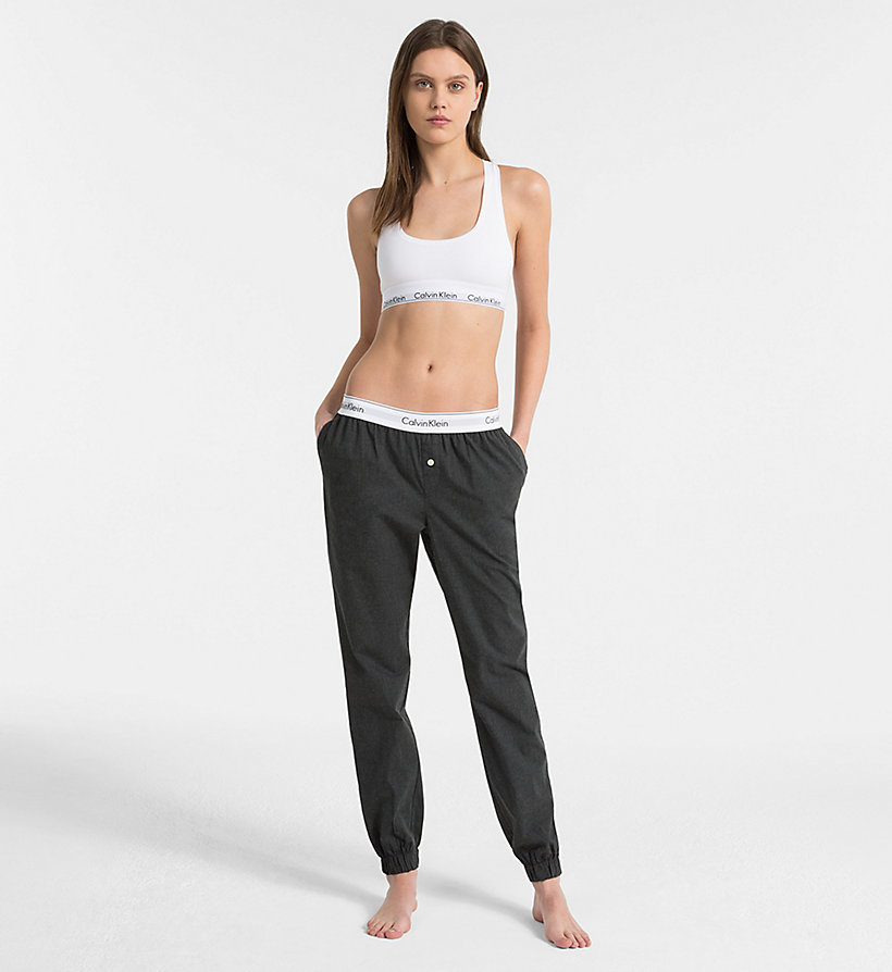 CALVINKLEIN Jogging Pants - Modern Cotton - NYMPH'S HEATHER - CALVIN KLEIN UNDERWEAR - detail image 3