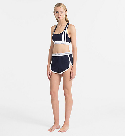 CALVINKLEIN PJ Shorts - Modern Cotton - SHORELINE - CALVIN KLEIN PYJAMA BOTTOMS - detail image 1