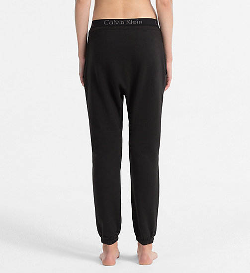 CALVINKLEIN Jogging Pants - Body - BLACK - CALVIN KLEIN BODY FOR HER - detail image 1