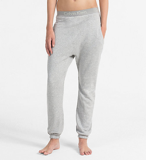 CALVINKLEIN Jogging Pants - Body - GREY HEATHER - CALVIN KLEIN LOUNGE PANTS - main image