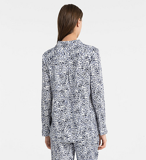 CALVINKLEIN PJ Top - EFFORTLESS ANIMAL - CALVIN KLEIN NEW IN - detail image 1