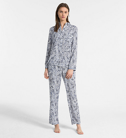 CALVIN KLEIN PJ Pants - EFFORTLESS ANIMAL - CALVIN KLEIN PYJAMA BOTTOMS - detail image 1
