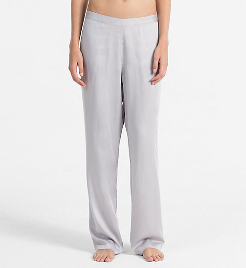 CALVINKLEIN PJ Pants - PARALLEL LINES_GAZE - CALVIN KLEIN PYJAMA BOTTOMS - main image