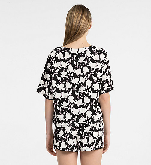 CALVINKLEIN Printed T-Shirt - KELLY FLORAL - CALVIN KLEIN NEW ARRIVALS - detail image 1
