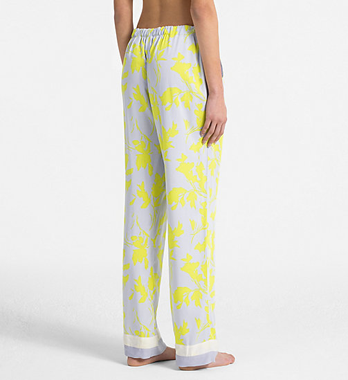 CALVINKLEIN PJ Pants - ABSTRACT VINES - CALVIN KLEIN PYJAMA BOTTOMS - detail image 1