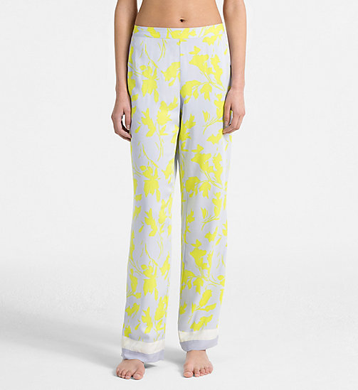 CALVINKLEIN PJ Pants - ABSTRACT VINES - CALVIN KLEIN PYJAMA BOTTOMS - main image